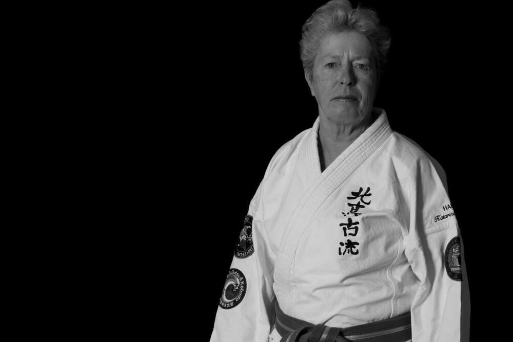 Katarina Olofsson. Foto House of Samurai