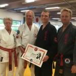 Axel Nilsson blackbelt