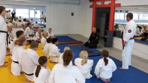 Besök hos karateklubben 2